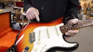 Vintage Guitars came back to Norman's Rare Guitars.