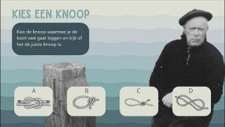Bottermuseum Harderwijk: Schipper Foppen vertelt over het Zuiderzee verleden