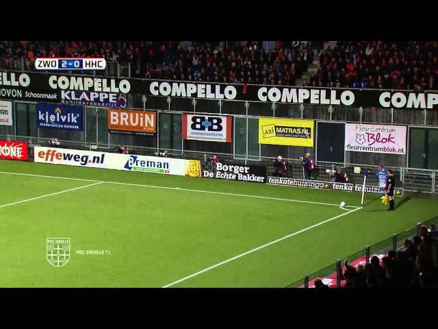 Samenvatting PEC Zwolle - HHC Hardenberg
