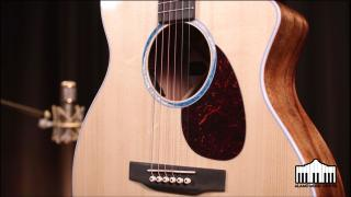 Alamo Music Center | Reviewing the New Martin SC-13E Guitar | Possibly the most important Martin in the last 20 years!