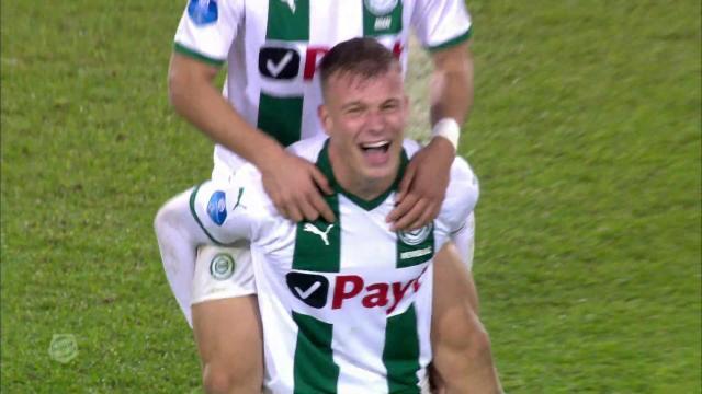Samenvatting FC Groningen - NAC Breda