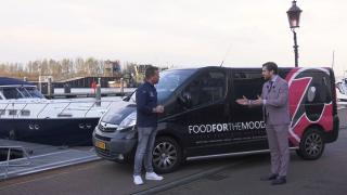 Ondernemerslounge (RTL7) | Food for the Mood Catering | ONLINE