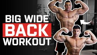 Back Workout With IFBB PRO Lorenzo Leeuwe & Ugur Cevher