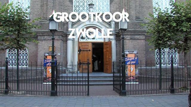 Grootkoor Zwolle, 1e repetitie