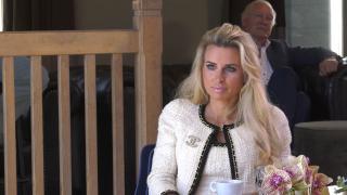 Ondernemerslounge (RTL7) | 1.4.03 | Kim Beumer van Beumer Advocaten