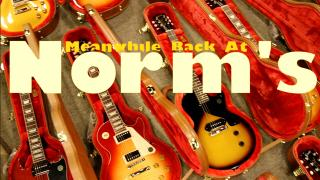 Norman Harris just got over 50 'New' Guitars!! | Norm's Guitar Haul