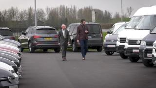 Ondernemerslounge (RTL7) | 3.9.08 | Maurice bij Financial Auto Lease