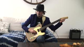 At Home With John 5: Behind The Nut Love