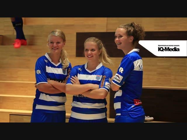 Officiële start seizoen Eredivisie Vrouwen