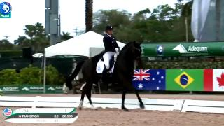 The 80% Club With Salvino Scoring 80.8% In The Grand Prix Special