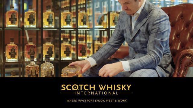 Scotch Whisky International | Commercial