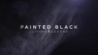 Living Legend - Painted Black