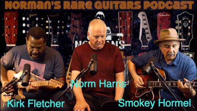 Episode 7: Kirk Fletcher & Smokey Hormel