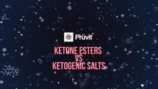 Keto 101 - Ketone Esters vs Ketone Salts