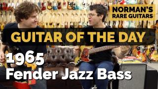 1965 Fender Jazz Bass