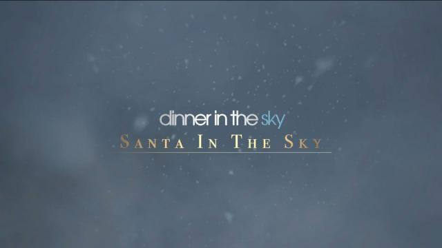 Dinner in the Sky: the Experience