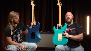 Alamo Music Center: Fender American Professional II vs. American Professional Stratocaster Comparison