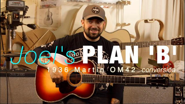 Episode 6: 1936 Martin C2 Conversion to OM42