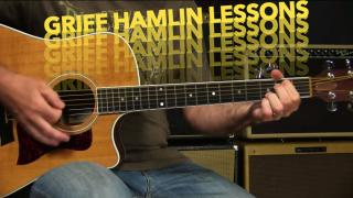 Griff Hamlin Lessons: Strumming Double Time - G Cadd9 Em7 D