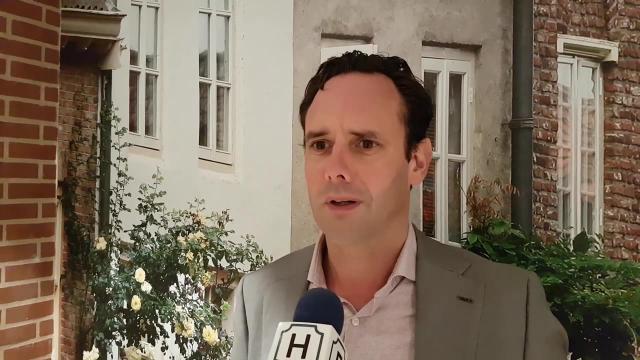 Burgemeester Harm-Jan van Schaik over de highlights van 2019