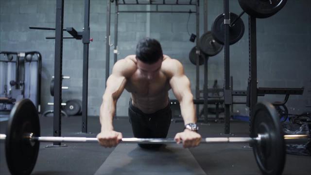 XXL basic workout | Train je buik als een wedstrijdatleet!