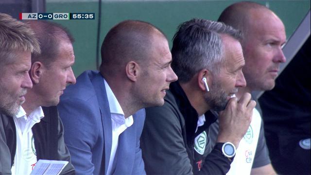 Samenvatting AZ - FC Groningen 0-0