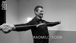 BandZe, de trainingstool van Radmilo Soda