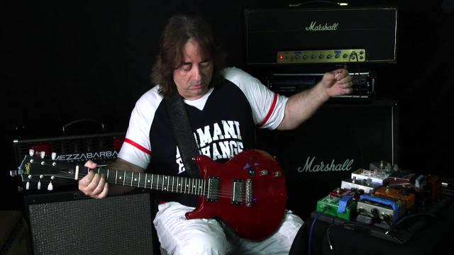 JP Cervoni:  How to get  Killer Classic Rock Tone