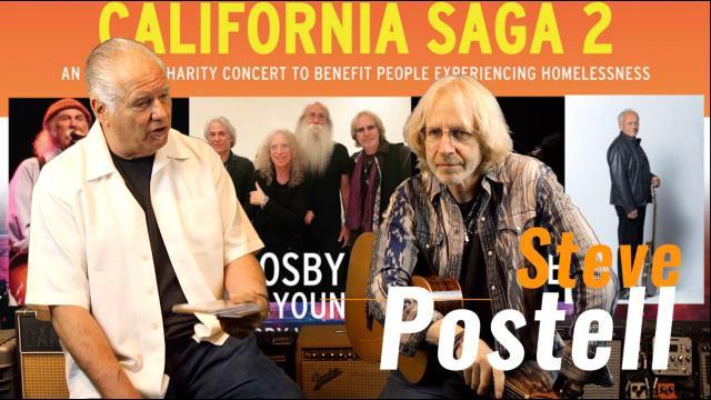 California Saga 2: Steve Postell