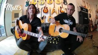 Matt's Guitar Shop | Alter Bridge Interview
