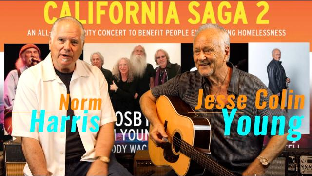 California Saga 2: Jesse Colin Young