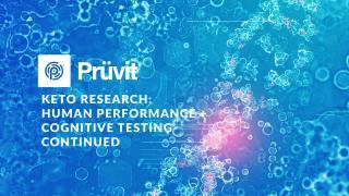 Keto 101 - Human Performance + Cognitive Testing