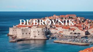 Koorreis Dubrovnik