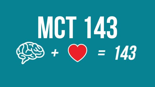 Keto 101 - More About MCT//143™ with Dr  Mary