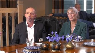 Ondernemerslounge (RTL7) | 1.1.08 | Harry van Houdt en Monique Londema
