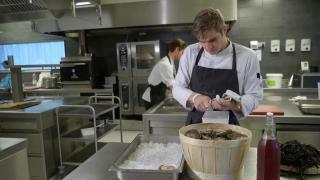 Tim Boury - restaurant Boury**