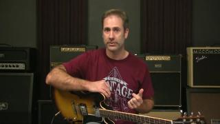 "Griff Hamlin Lessons | Using The ""Blues Half Step"" In Your Soloing - The Altered Dominant Scale"