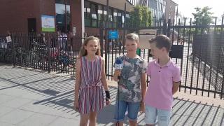 Drie leerlingen van het Startblok winnen rapwedstrijd