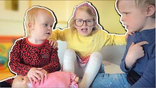 LUCiLLA SPEELT MAMA VOOR 1 DAG  | Bellinga Vlog #1688