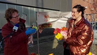 Boeket & Co steunt de voedselbank Harderwijk, Ermelo en Putten