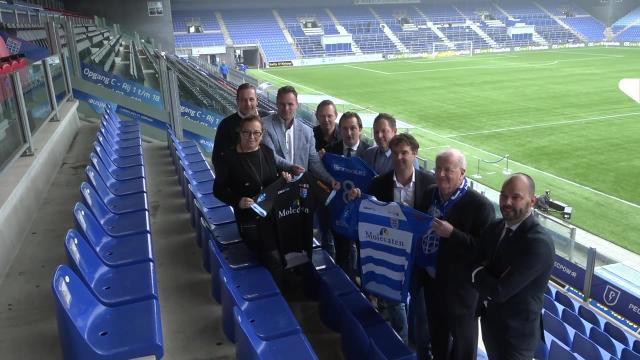 Shirtsponsoren blijven PEC Zwolle trouw