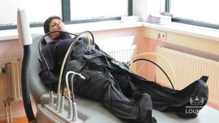 Ondernemerslounge (RTL7) | 1.5.07 | Laurien bij Finesse Bodyline Clinic