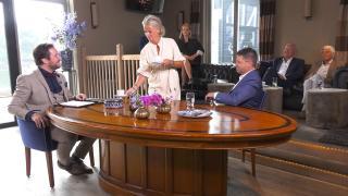 Ondernemerslounge (RTL7) | 1.6.07 | Den Leeuw Koffie Groep