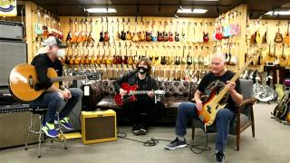LIVE at Norman's Rare Guitars