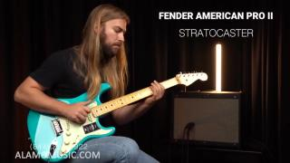 Fender American Professional II Series Is it a Big Improvement on the American Pro