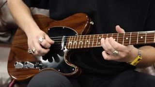 Guitar of the Day 1991 Fender Custom Shop Rosewood Telecaster Norman's Rare Guitars.mp4