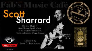 Scott Sharrard_'live': A Tribute to Gregg Allman