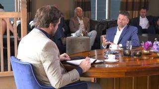 Ondernemerslounge (RTL7) | 1.6.08 | Makelaar Hendrik-Jan Rinkel (FFP)