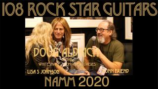 108 ROCK STAR GUITARS AT NAMM 2020: Doug Aldrich