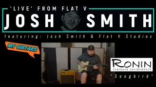 Josh Smith, My Guitars: Ronin 'Songbird'